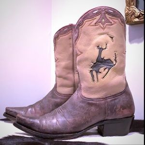 THE OLD GRINGO RARE Vintage Rodeo Cowgirl Boots